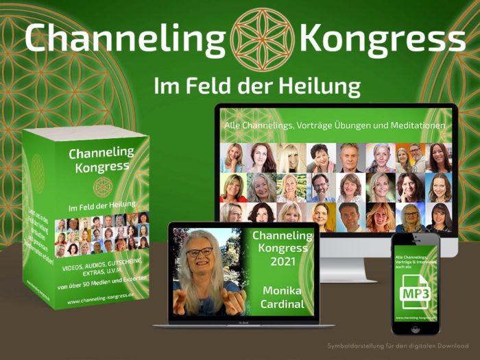 Channeling Kongress Paket 2021